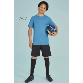 T-shirt Sporty Kids - Sol'S