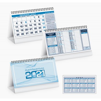 Calendario da Tavolo Table Notes