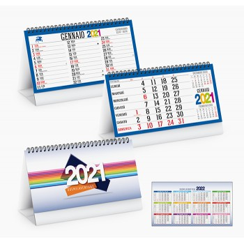 Calendario da tavolo Swedish Table