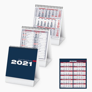 Calendario da Tavolo Tall Table