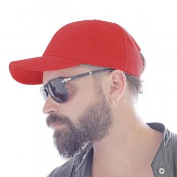 Unisex Adulti Pesante a basso profilo cotone 100/% PETTINATO COLORE Berretto Da Baseball Cappello