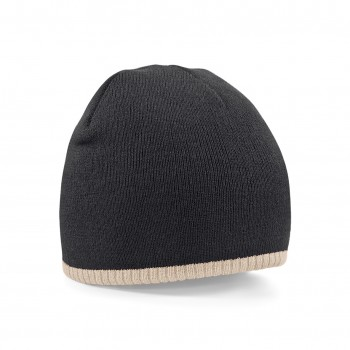 Cappellino Adulto Two-Tone Pull-On Beanie - Beechfield