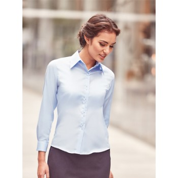 Camicia Ultimate Manica Lunga Donna - Russell