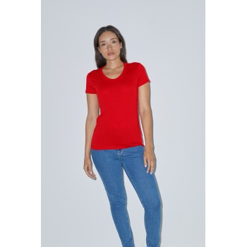 T-shirt Poly-Cotton Donna - American Apparel