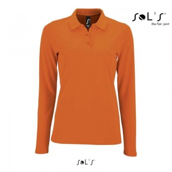 Polo Perfect LSL Women - Sol'S