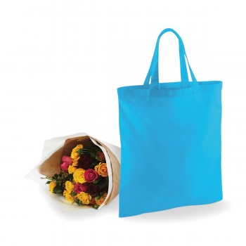 Shopper Bag For Life - Short Handles - Westford Mill