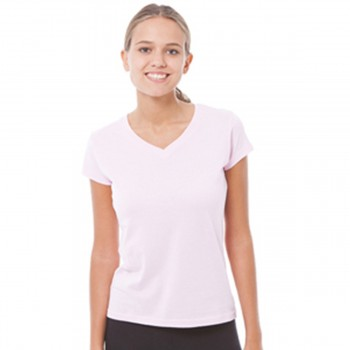 T-shirt Regular Lady Comfort V-Neck - JHK