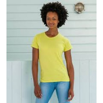 T-shirt Slim Donna - Russell