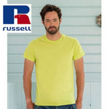 T-shirt Slim Men - Russell