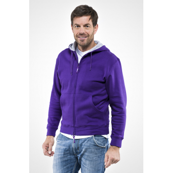 Felpa Full Zip Athena - MyDay