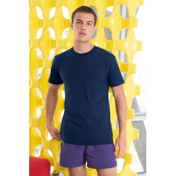 T-shirt Poly-Cotton Unisex - American Apparel