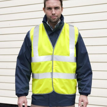 SAFETY HIGH VIZ VEST